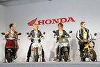 ゴールデンボンバー ※2015年のホンダのキャンペーン発表会の様子