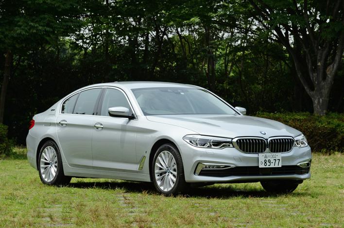 BMW 新型530e iPerformance試乗レポート シリーズ初のPHVは、5シリーズセダンの中で本命!?
