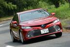 トヨタ 新型カムリ燃費レポート|カムリハイブリッドのセダン復権への貢献度を実燃費で検証してみる
