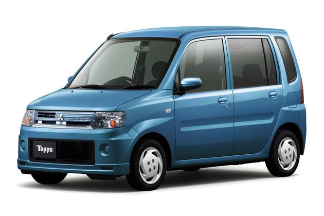 三菱自動車、軽乗用車「eKワゴン」「トッポ」の特別仕様車「Joy Field」を発売