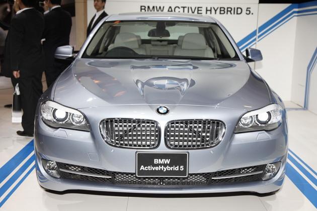東京モーターショー2011速報 BMW/アルピナブース