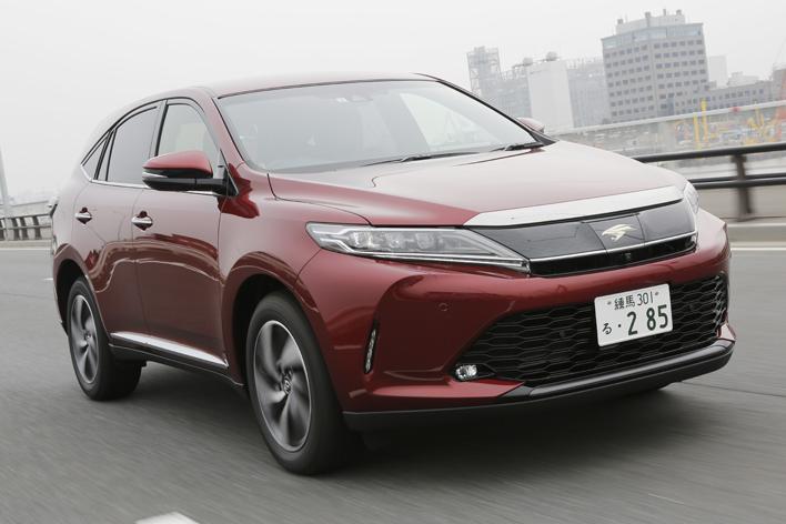 トヨタ ハリアー徹底購入ガイド|購入価格や装備を徹底チェック