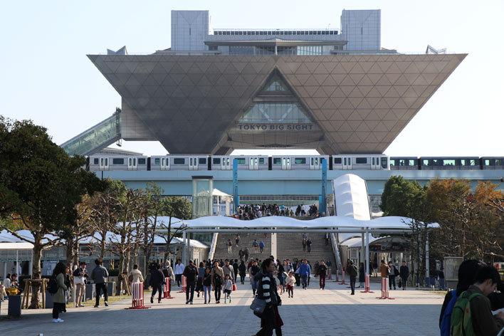 2017年11月5日(日)開催最終日の模様【東京モーターショー2017】