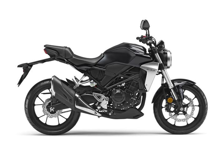 ホンダ 新型 バイク