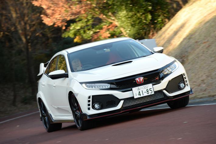ホンダ 新型シビック タイプR 燃費レポート|ホンダのスーパースポーツモデルの燃費を徹底検証!