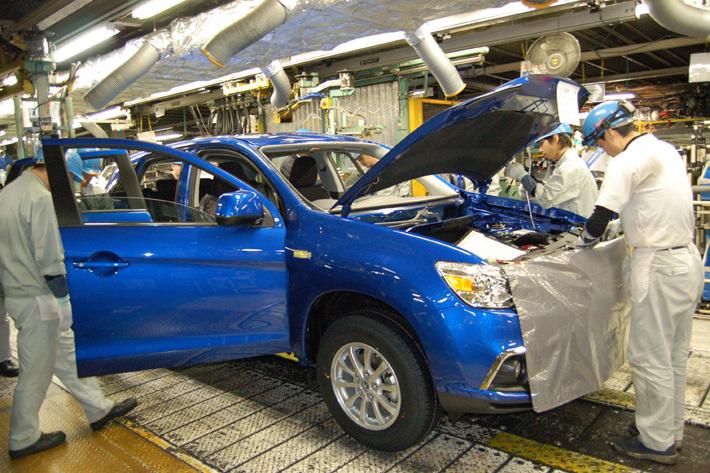 三菱自、国内生産体制を最適化…RVRの生産を岡崎製作所から水島製作所に移管