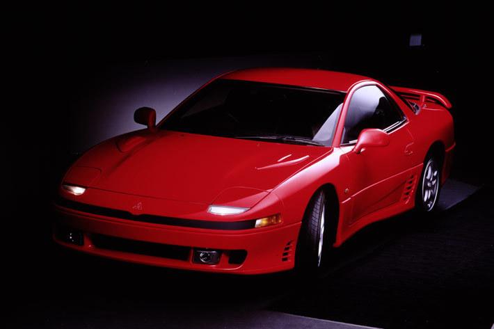 ■全長×全幅×全高:4555mm×1840mm×1285mm ■エンジン:V型6気筒 2972cc ガソリンターボ ■最高出力:280PS/6000rpm ■最大トルク:42.5kg・m/2500rpm ■トランスミッション:5速MT ■駆動方式:4WD ■販売期間:1990年~2001年 ※スペックは、1990年式 3.0ツインターボ