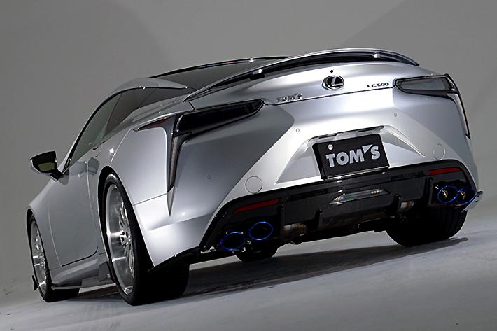 レースファンにはたまらない!TOM'S仕様のレクサス 新型LC500を動画で公開【動画アリ】
