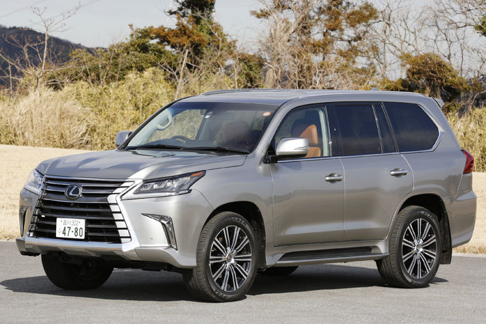 渡辺直美の愛車は1000万円超のレクサス LX570!購入して3日でこする