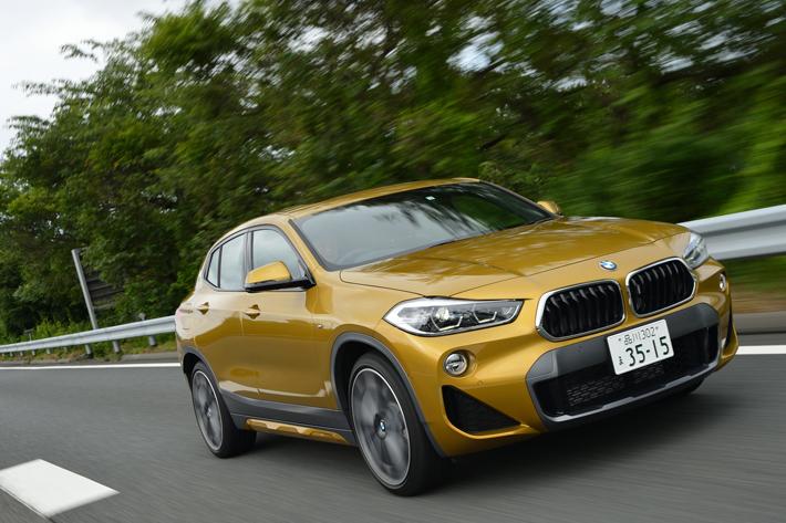 BMW 新型X2 xDrive20i M Sport X