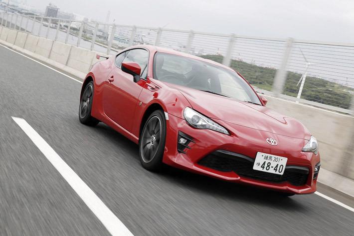 """トヨタ 86 GT""""Limited"""" 6AT(2016年8月マイナーチェンジモデル)"""