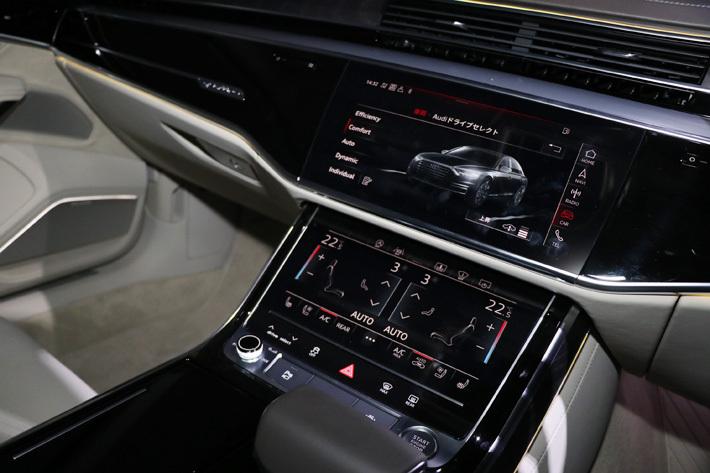 アウディ 新型A8 L 60 TFSI quattro