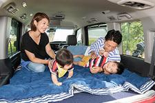 車中泊をするなら、MGR Customsのベッドキットがオススメ! Vol.3 ステップワゴンでキャンプ編