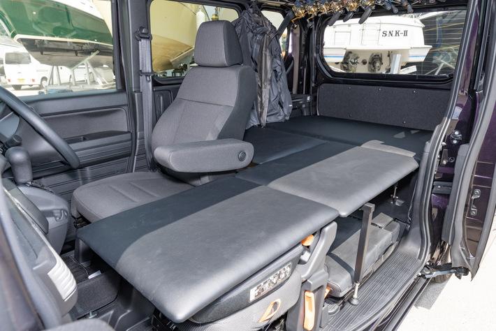 オフィスカン MGR Customs ベッドキット
