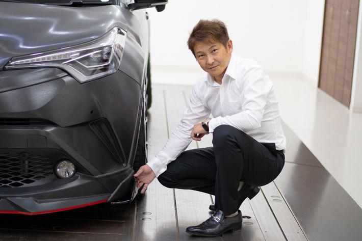 ノブレッセ代表 窪田一郎氏