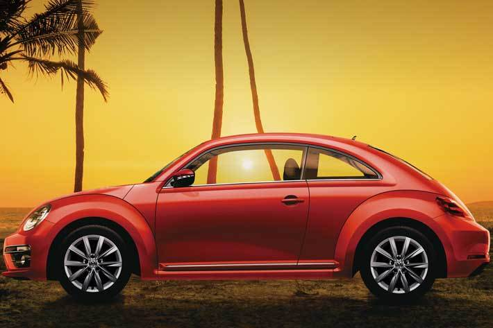 VW 販売終了決定の「The Beetle」に特別仕様車「Meister」シリーズ追加