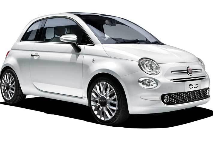 限定車「Fiat 500 Lusso」を発売
