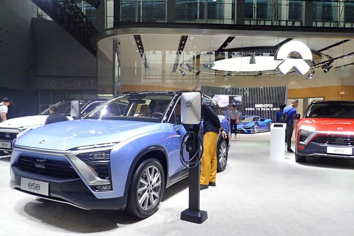 中国EV現地試乗と広州モーターショー