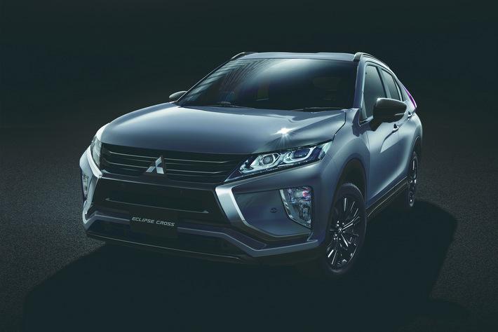 三菱、エクリプス クロスなど3車種に特別仕様車「ブラックエディション」 を設定
