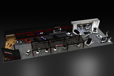 ホンダ、NSX2019年モデルからN-VANカスタムモデルなど多数車両を「東京オートサロン2019」に出展