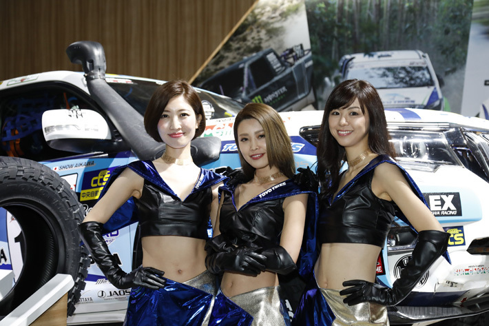 トーヨー 東京オートサロン2019