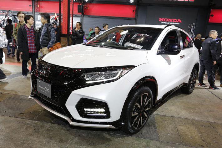 VEZEL TOURING Modulo X Concept 2019[東京オートサロン2019/Honda&無限ブース]
