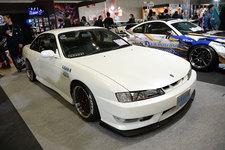S14型シルビアに名機「L28型エンジン」!? シルビアチューンに新提案【東京オートサロン2019】