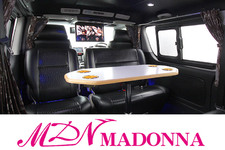 MDNマドンナの経験とセンスが光る 日産 NV350キャラバン/NV100クリ...