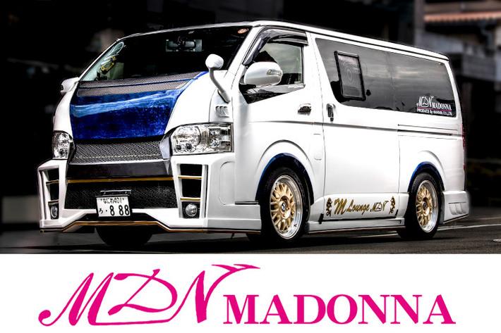 """プレジャーボートで培ったノウハウをキャンピングカーに取り入れた!MDNマドンナが提案する究極のコンプリートカー""""侍""""【Vol.1】"""