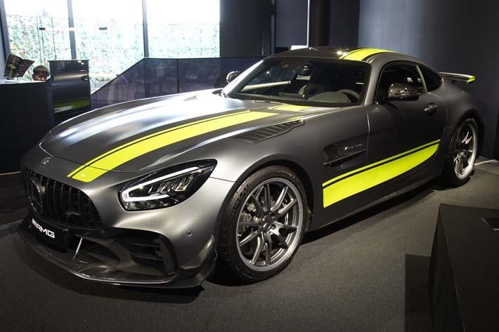 AMG GT PRO
