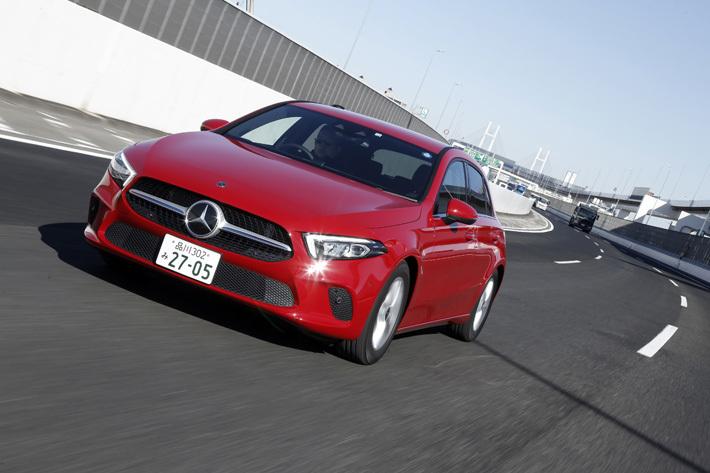 メルセデス・ベンツ 新型Aクラス 試乗レポート 「Hi, Mercedes!」基準を塗り替える革新的コンパクトカー