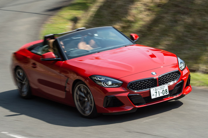 BMW 新型Z4 M40i