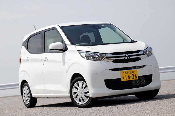 三菱 新型eKワゴン(ノンターボ) 燃費レポート|日産と共同開発した新型軽自動車の実燃費を計測