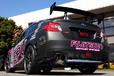 日本が誇るスポーツセダン、スバル WRX STI S208用レース直系のマフラーが間もなく登場!|フジツボ【Vol.2】