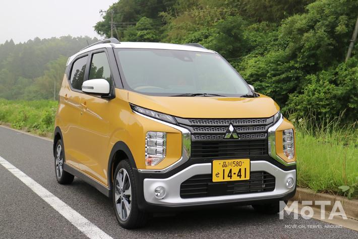 """三菱 新型ekクロス 実燃費レポート 三菱の""""本気""""が詰まった軽自動車の実力はいかに"""