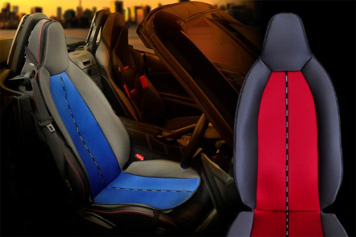 腰痛に効く新作の自動車用シートクッションや車種別内装アイテムも発売間近!|Mission-Praise(ミッションプライズ)」【Vol.3】