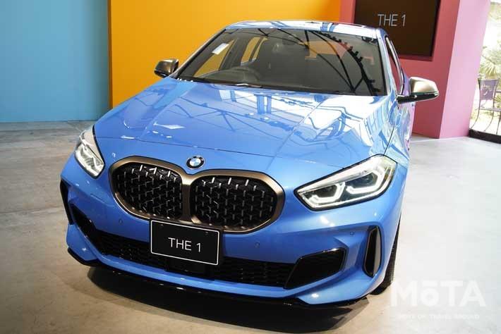 前輪駆動化でAクラスやゴルフを追撃|BMW  新型1シリーズ