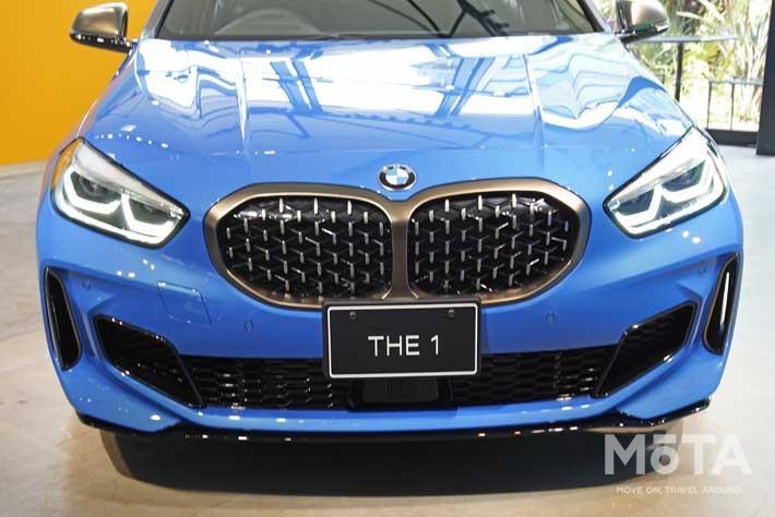 BMW 新型1シリーズ M135i