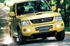 2代目パジェロミニ2000