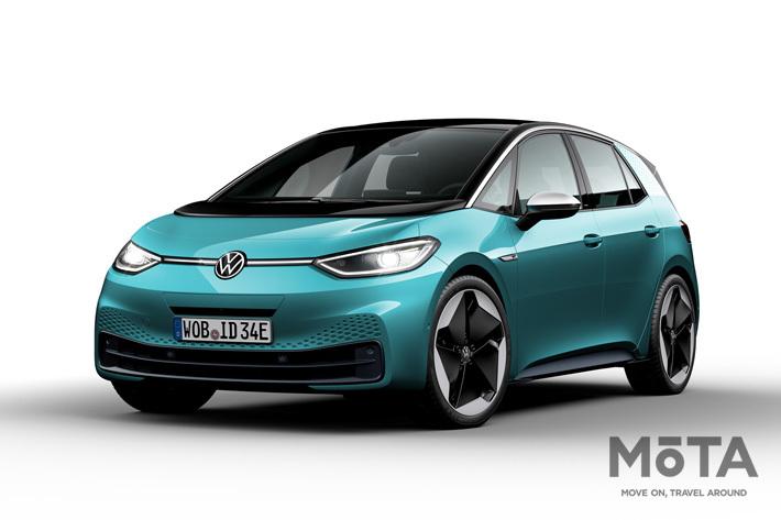 VW 新世代EV「アイディ.3」の生産を開始