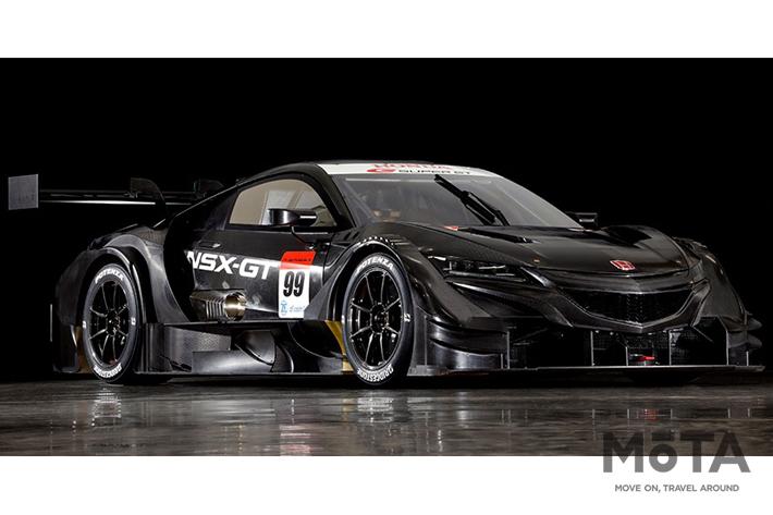 ホンダ 2020年SUPER GTに参戦予定の「NSX-GT」を初公開