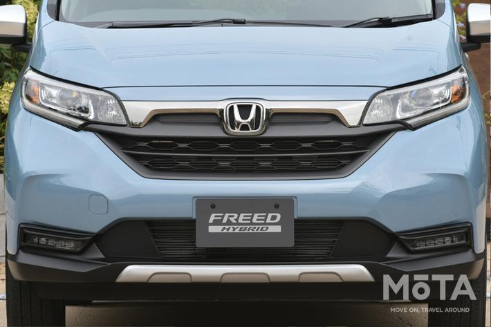 SUVみたいなフリード「クロスター」誕生|ホンダ フリード、マイナーチェンジで新ラインナップ追加