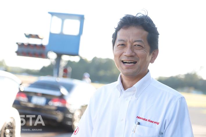 2014年からニュルブルクリンクでインストラクターを務める木立淳一氏