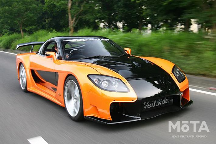 映画「ワイルド・スピード」に登場した誇らしい日本車たち