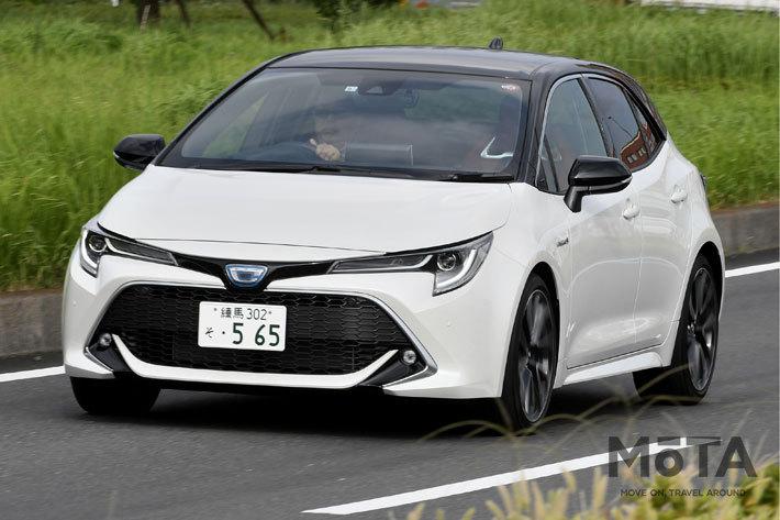 """トヨタ 新型カローラスポーツ HYBRID G""""Z""""[FF]"""