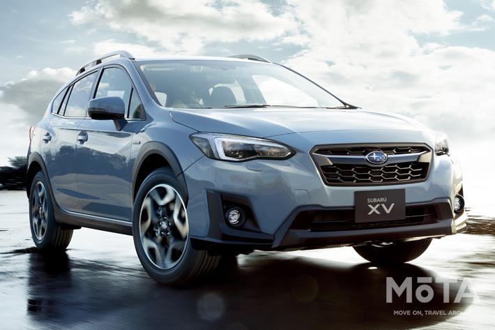 スバル XV改良モデルを発表|e-BOXER搭載グレードを増やし、走りの楽しさを拡大