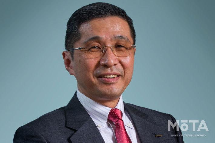 西川 廣人 元・代表執行役CEO