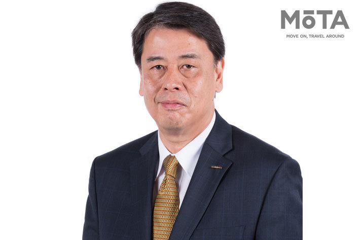 日産自動車 専務執行役員 内田 誠氏