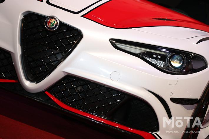 たった10台のみ! ステルヴィオ&ジュリアにF1マシンをオマージュした限定車を発表