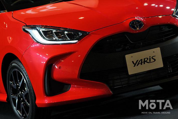 トヨタ新型コンパクトカー「YARIS(ヤリス)」 WORLD PREMIERE(2019年10月16日)